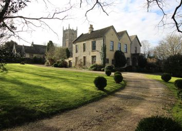 Thumbnail 6 bed detached house for sale in Burton, Chippenham