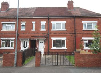 Thumbnail 3 bed terraced house for sale in Liverpool Avenue, Doncaster