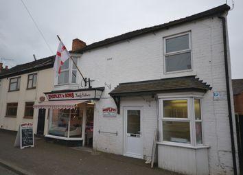Thumbnail 2 bed flat to rent in Shrewsbury Road, Market Drayton, Shropshire