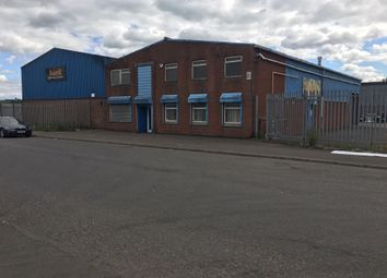 Thumbnail Industrial for sale in Wellbeck Road, Glasgow