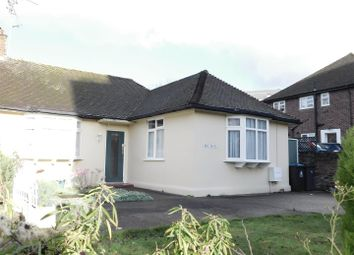 Thumbnail 2 bed bungalow to rent in Church Hill Road, Surbiton