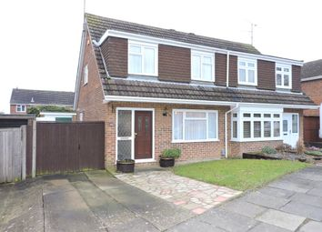 Thumbnail 1 bed semi-detached house for sale in Ringwood Road, Luton