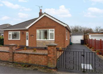 Thumbnail 2 bed detached bungalow for sale in Beresford Avenue, Skegness