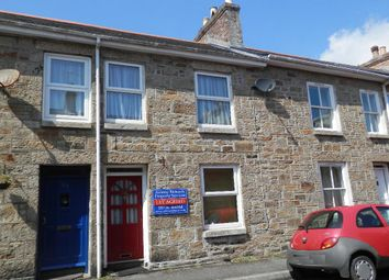 Thumbnail 2 bed town house to rent in Penlee Street, Penzance