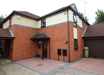 Thumbnail 3 bed semi-detached house for sale in Wallmead Gardens, Loughton, Milton Keynes, Buckinghamshire