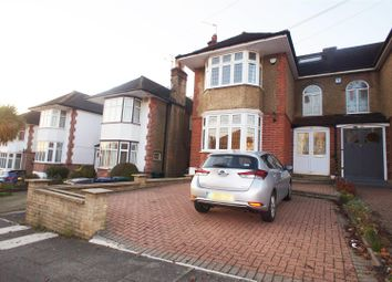 Thumbnail 4 bed semi-detached house for sale in Exeter Road, London
