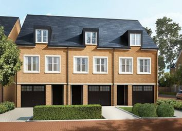 "Thumbnail 3 bedroom terraced house for sale in ""The Eton"" at Wick Road, Englefield Green, Egham"