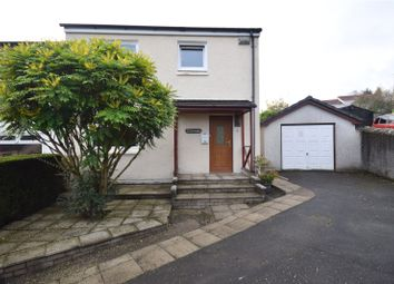 Thumbnail 3 bed semi-detached house for sale in Cammesreinach Crescent, Hunters Quay, Dunoon, Argyll And Bute