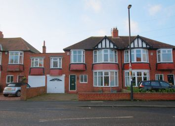 Thumbnail 4 bed semi-detached house for sale in Polwarth Drive, Gosforth, Newcastle Upon Tyne