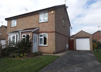 Thumbnail 2 bedroom semi-detached house for sale in Gleneagles Drive, Kirkby-In-Ashfield, Nottingham