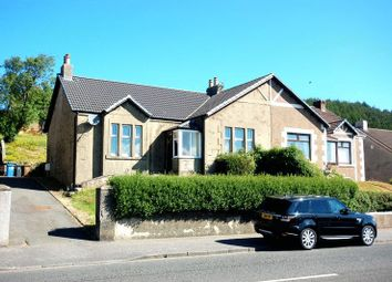 Thumbnail 2 bed semi-detached bungalow for sale in Maclean Terrace, Blackridge, Bathgate