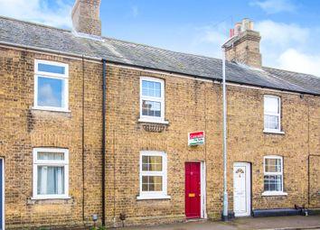 Thumbnail 2 bedroom terraced house for sale in Luke Street, Eynesbury, St. Neots