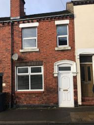 Thumbnail 3 bed terraced house to rent in St Michaels Road, Pittshill, Stoke-On-Trent