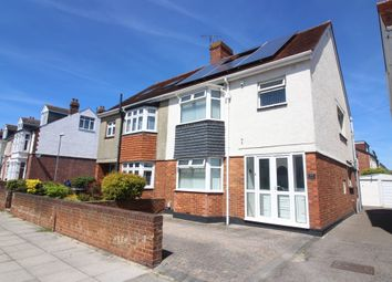 Thumbnail 3 bedroom semi-detached house for sale in Kirby Road, Portsmouth