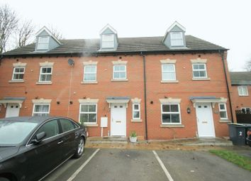 Thumbnail 4 bed terraced house for sale in Woodland Close, Watnall, Nottingham