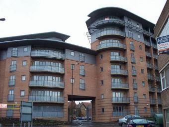 Thumbnail 2 bed flat to rent in Triumph House, Manor House Drive, Coventry, West Midlands