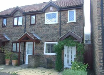 Thumbnail 2 bed end terrace house for sale in Ostlers Court, Snodland