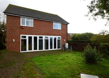 Thumbnail 4 bed detached house for sale in The Ridgway, Woodingdean, Brighton, East Sussex