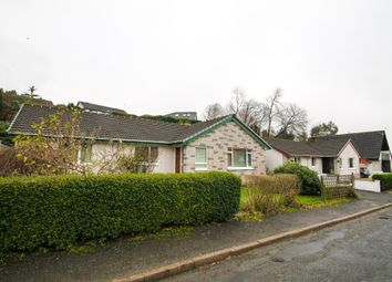 Thumbnail 4 bed detached house for sale in Cumloden Road, Minnigaff, Newton Stewart