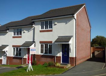 Thumbnail 2 bed semi-detached house for sale in Ponc Y Rhedyn, Benllech, Anglesey, North Wales