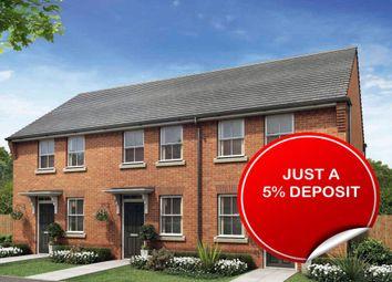 "Thumbnail 2 bedroom end terrace house for sale in ""Wilford"" at Hanzard Drive, Wynyard Business Park, Wynyard, Billingham"