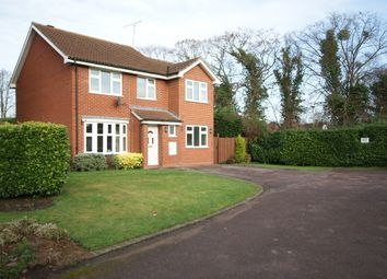 Thumbnail 4 bed property to rent in St Andrews Crescent, Stratford Upon Avon, Warwickshire