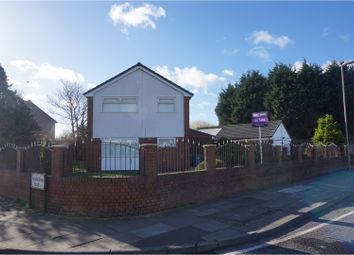 Thumbnail 4 bedroom detached house for sale in Back Gillmoss Lane, Liverpool