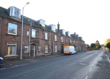 Thumbnail 1 bed flat for sale in Loudoun Road, Newmilns, East Ayrshire KA169Hj