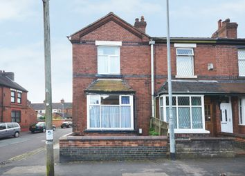 Thumbnail 3 bed end terrace house for sale in Tor Street, Sneyd Green, Stoke-On-Trent