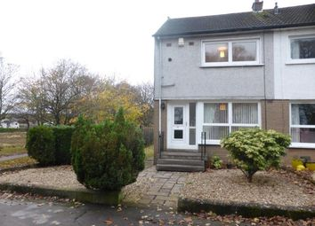 Thumbnail 2 bed end terrace house to rent in Endrick Gardens, Milngavie, Glasgow