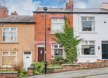 Thumbnail 3 bed terraced house for sale in Cliffefield Road, Sheffield