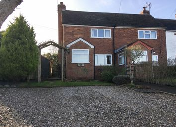 Thumbnail 3 bed terraced house for sale in Moseley Road, Hallow, Worcester