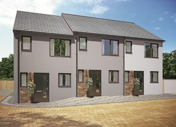 Thumbnail 2 bedroom end terrace house for sale in The Elowyn At Boslowen, Dolcath Avenue, Camborne