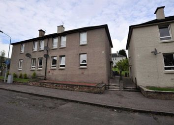 Thumbnail 1 bed flat for sale in 27 Hillside Terrace, Alloa, 2An, UK