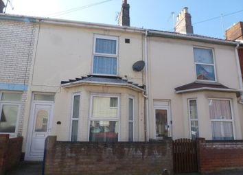 Thumbnail 3 bed terraced house to rent in Summer Road, Lowestoft