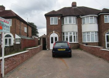 Thumbnail 4 bed shared accommodation to rent in Old Lode Lane, Solihull, West Midlands