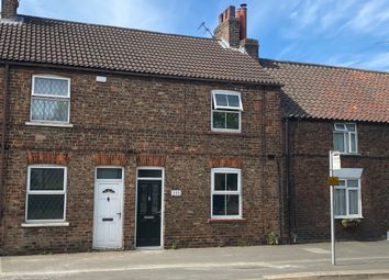 Thumbnail 3 bed terraced house to rent in Long Street, Easingwold, York