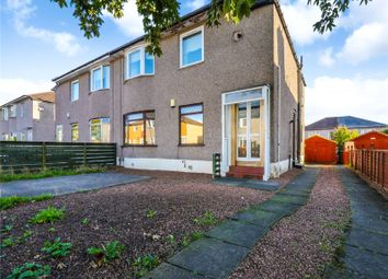 Thumbnail 2 bed flat for sale in Crofton Avenue, Croftfoot, Glasgow