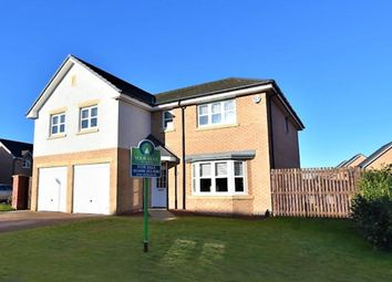 Thumbnail 5 bed detached house for sale in Creston Wynd, New Stevenston, Motherwell