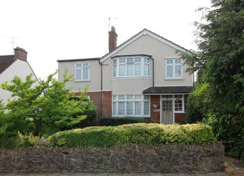 Thumbnail 4 bed detached house for sale in Cranmore Lane, Aldershot
