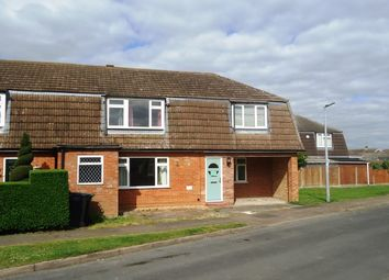 Thumbnail 5 bed end terrace house for sale in 47 Mayfield Crescent, Lower Stondon, Henlow, Bedfordshire
