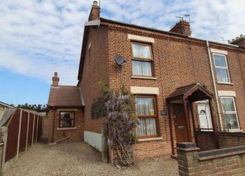 Thumbnail Terraced house for sale in Beccles Road, St. Olaves, Great Yarmouth
