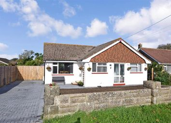 Thumbnail 3 bed detached bungalow for sale in Colwell Road, Freshwater, Isle Of Wight