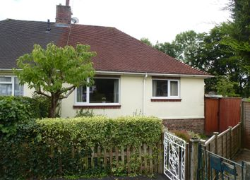 Thumbnail 2 bed semi-detached bungalow for sale in Scotland Close, Fair Oak, Eastleigh