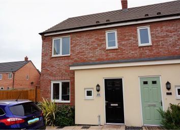 Thumbnail 3 bed end terrace house for sale in Lower Fufin Close, Rugeley