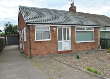 Thumbnail 2 bed bungalow for sale in Eastholme Drive, York