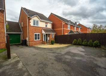 Thumbnail 3 bed link-detached house for sale in Cavalry Close, Melton Mowbray, Leicestershire