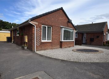 Thumbnail 2 bed bungalow for sale in Melton Close, Leeds, West Yorkshire