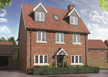 """4 bed detached house for sale in """"The Oatfield - Link Detached"""" at Nosworthy Way, Mongewell, Wallingford OX10"""