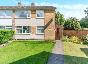 Thumbnail 2 bed maisonette for sale in St Johns Close, Knowle, Solihull